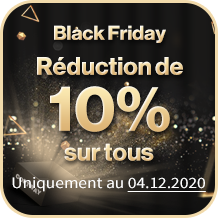2020 Black Friday pour la France