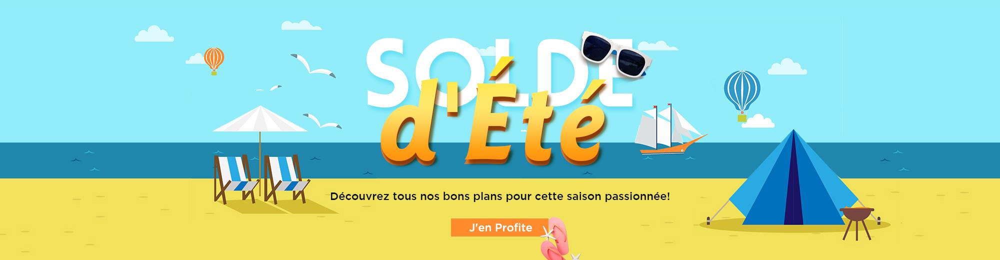 2019 Solde d'Été