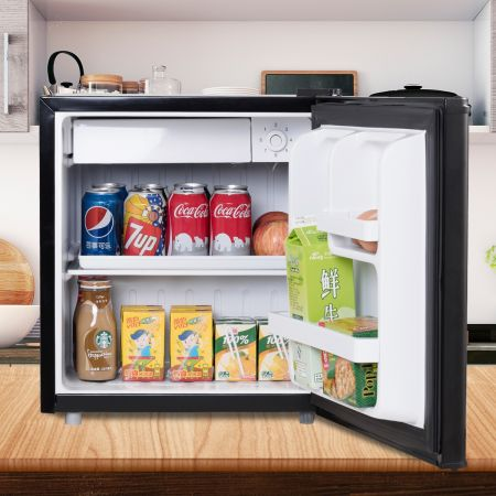 Mini Réfrigérateur 48L Table Top Intégrable Classe A+ Silencieux 47 x 45 x 50 cm (L x l x H)  NOIR