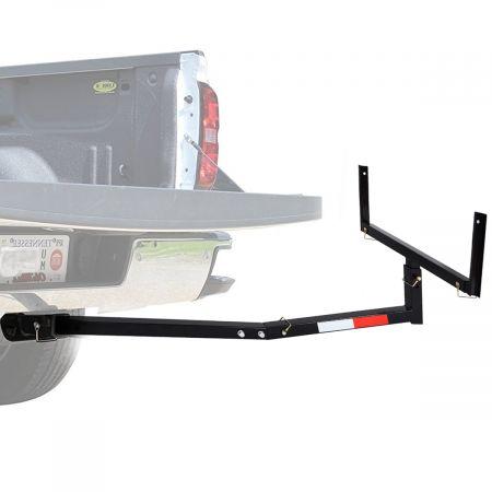 Extension de camion/voiture remorque pour voiture Extension de zone de chargement 320KG
