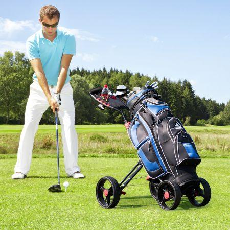 Caddie de golf pliable